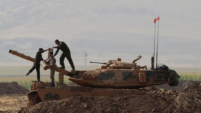 Turquía bombardea el norte de Irak y mata al menos a cinco supuestos miembros del PKK
