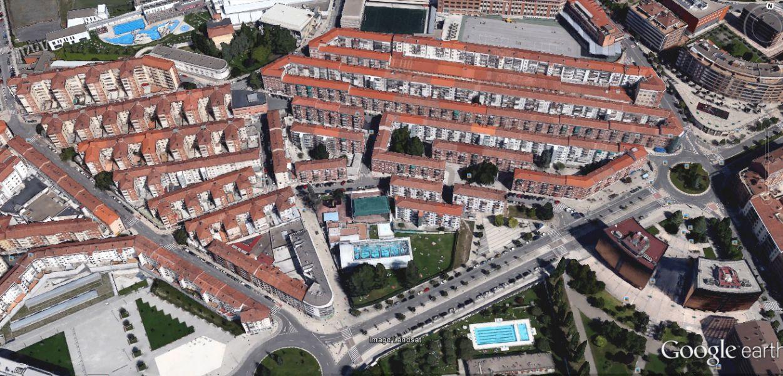 El ayuntamiento de Pamplona gastará más de 336.000 euros en el barrio de la Milagrosa