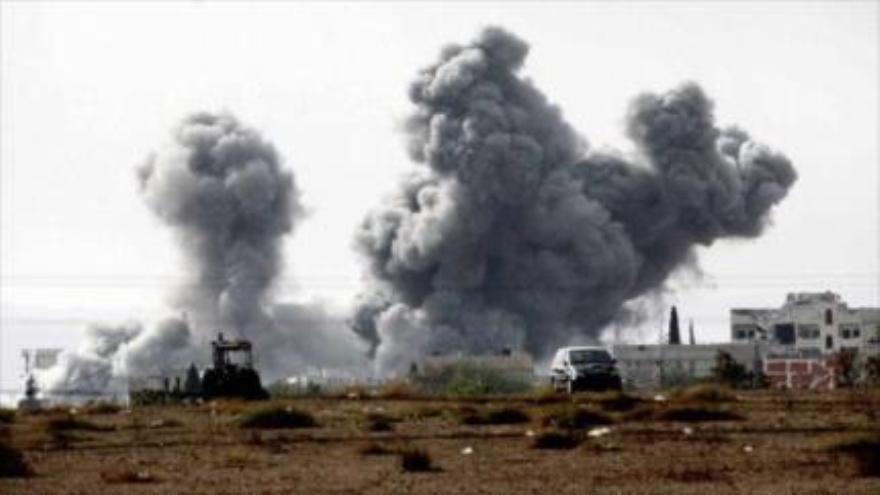 Más de 15.400 muertos en bombardeos rusos en Siria desde la intervención de Moscú