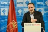 Javier Esparza traslada a Mariano Rajoy su apoyo a la aplicación del artículo 155