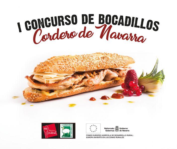Hoy se selecciona al ganador del I Concurso de Bocadillos de Cordero de Navarra