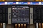 La Bolsa cae un 0,57 % con los inversores en la recogida de beneficios