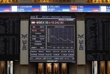 La Bolsa española se da la vuelta tras la apertura y se deja el 0,23 %