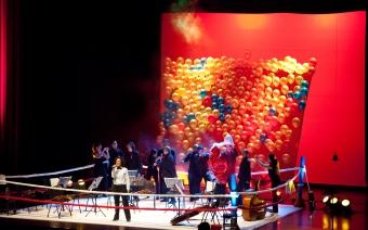 AGENDA: 25 y 26 de octubre, en Baluarte, 'entre las cuerdas' concierto didáctico