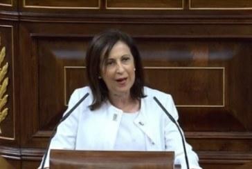 Robles rebaja la petición de indultos de Iceta a mera propuesta electoral