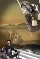 AGENDA: 25 de octubre, en Civivox San Jorge, ciclo 'Teatro de Aquí'