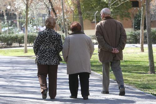 El gasto en pensiones sube en España un 2,97 % en octubre y se sitúa en 8.831 millones