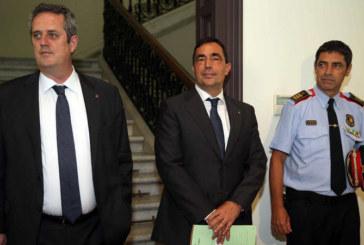 Pere Soler, director general de los Mossos, acata su cese tras el 155