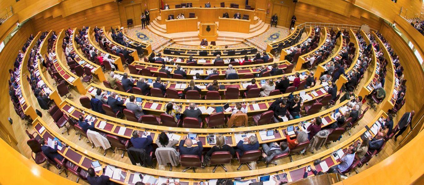 """El Senado acepta modular el 155 a la espera de una salida """"in extremis"""""""