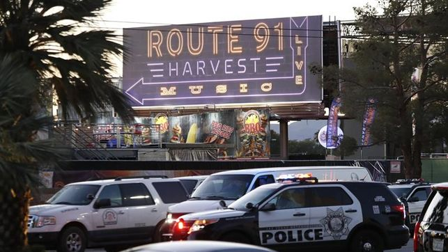 Las Vegas se blindará en la fiesta de Año Nuevo tras el tiroteo de octubre