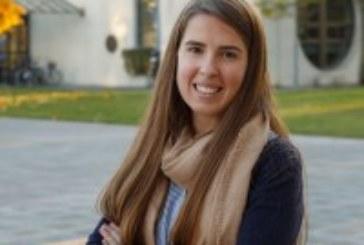 La pamplonesa Ana Munárriz, elegida nueva presidenta del Consejo de Estudiantes de la UPNA