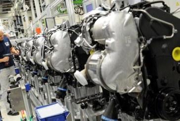 La producción industrial de la zona euro en mayo crece contra pronóstico y corta la caída de tres meses