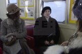 Canfranc se transforma en un plató de cine para recibir al Orient Express