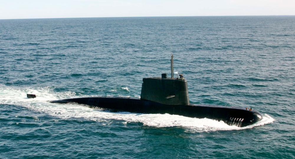 Hallan el submarino argentino ARA San Juan