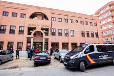 Jugadores de la Arandina detenidos por agresión sexual declaran ante la jueza