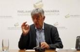 """Geroa Bai califica de """"nerviosismo"""" la critica de UPN al balance de legislatura de Barkos"""