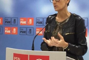 PSN critica un «afianzamiento» del pacto UPN-PP en materia presupuestaria que perjudica a Navarra