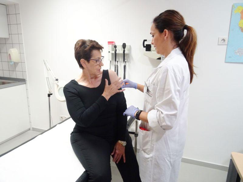 Aumenta la incidencia de la gripe, con 1.134 nuevos casos en la última semana
