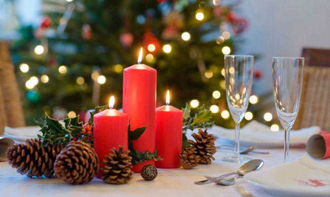 Los hospitales del SNS ofrecen menús típicos de la época a sus pacientes en Nochevieja y Año Nuevo