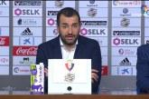 """Diego Martínez: """"Estamos muy dolidos, pero me voy muy orgulloso de mis jugadores"""""""