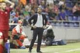 """Diego Martínez: """"No podemos ni buscar excusas ni plantearnos nada más que levantarnos"""""""
