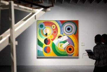 Las utopías engarzan la nueva colección permanente del Pompidou de Málaga