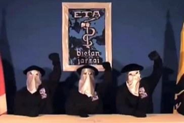 EDITORIAL: ETA no existe, no es una amenaza