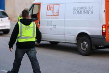 La Guardia Civil detiene al director general de Unipost y registra su sede