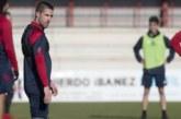 """Lillo, """"privilegiado"""" por seguir en Osasuna y aspirar a primera división"""