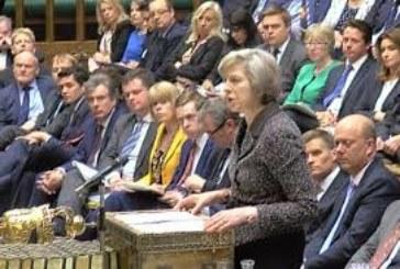 El Parlamento británico fuerza a May a someter el futuro acuerdo del 'brexit' a votación