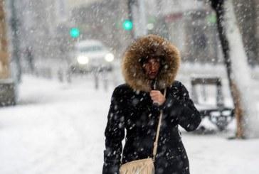 Llega «Bruno», el primer temporal del invierno, con intensas nevadas y frío