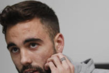 Rober Ibáñez, principal novedad en la primera convocatoria del año en Osasuna