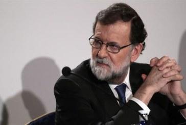 Rajoy: «Cristina Cifuentes ha hecho lo que tenía que hacer» y «era obligado»