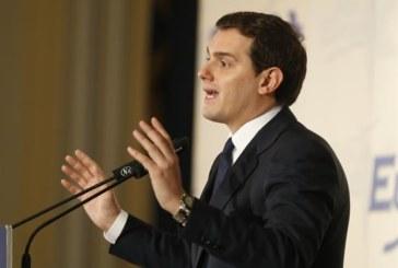 Rivera: «Si hay un solo escaño más, habrá cambio en Andalucía»