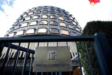 El Constitucional prohíbe por unanimidad a los partidos recopilar datos de opiniones políticas