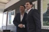 Rivera y Renzi se unen contra el populismo en la UE y por más reformas políticas