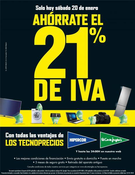 f1bf92ff8a83 El sábado, día sin IVA en El Corte Inglés e Hipercor - NAVARRA ...