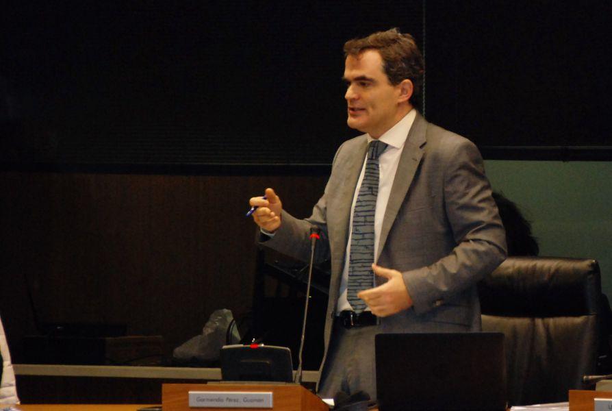 El PSN ve falta de coordinación entre Navarra y Guipúzcoa en las obras de la N121A y A-15