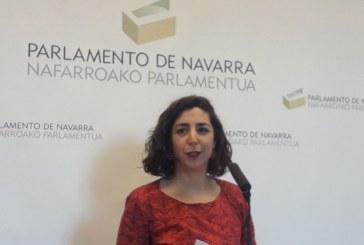 Podemos Navarra expulsa a su exsecretaria general y parlamentaria Laura Pérez