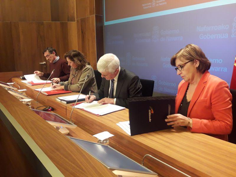 Navarra asumirá en su totalidad la bajada de aportación estatal al sistema de seguros agrarios