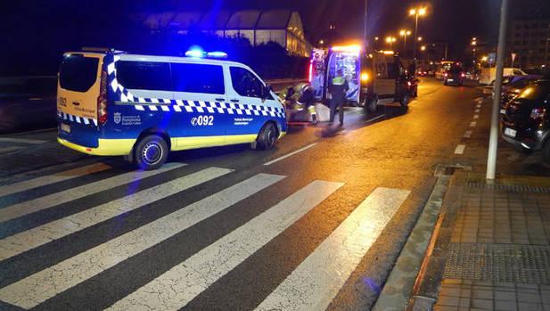 Detenidas seis personas por conducir bajo los efectos del alcohol, negarse a realizar las pruebas o conducir sin carné