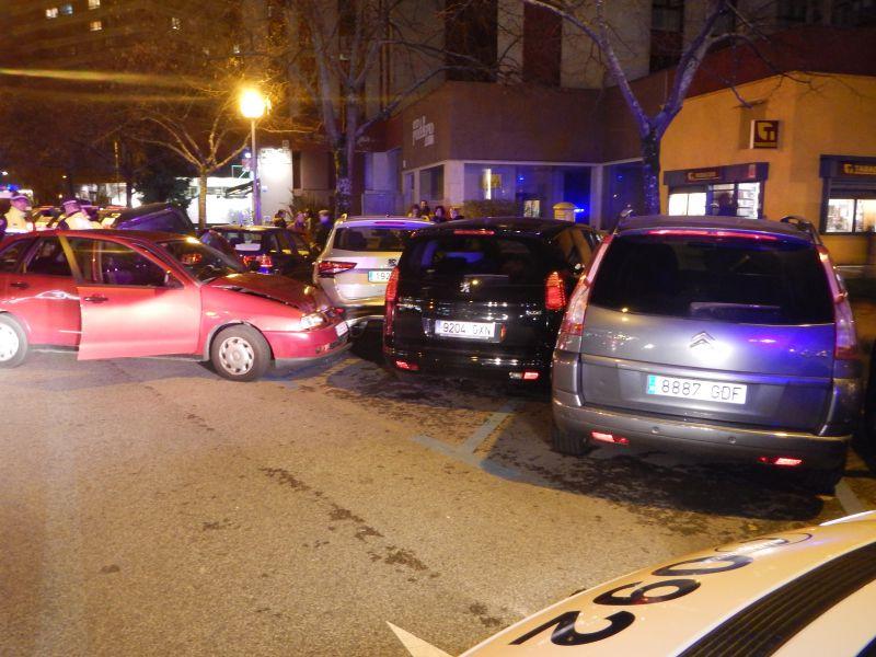 Dos de cada tres delitos cometidos contra la seguridad vial están relacionados con el alcohol