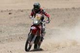 El argentino Luciano Benavides abandona el Dakar por una caída en la décima etapa
