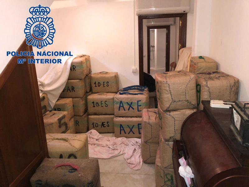 La polic a nacional detiene en c diz a 4 narcotraficantes - Policia nacional cadiz ...