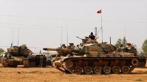 Fuerzas turcas controlan 9 pueblos y se acercan a las puertas de Afrín