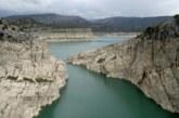Pantanos de la cuenca del Ebro, al 65,9% tras subir un 2,5% la última semana