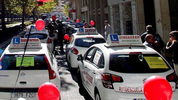 El Ayuntamiento de Pamplona insta a la DGT a incorporar nuevos examinadores