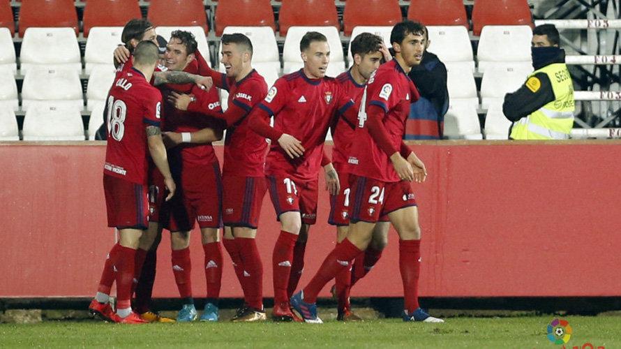 Osasuna juega sin margen de error ante el filial azulgrana en el Miniestadi