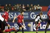 0-2. Paso atrás de Osasuna ante un efectivo Nàstic