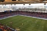 Propuesta multa de 200.000€ a Osasuna y clausura del estadio durante un mes